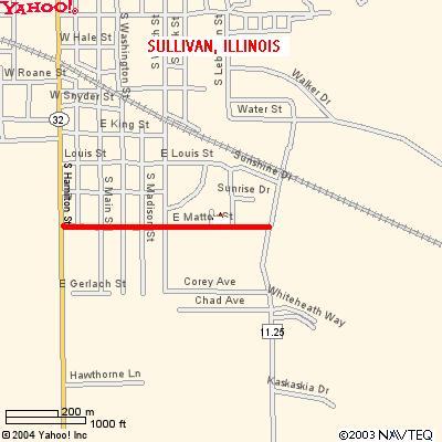 Sullivan, Illinois